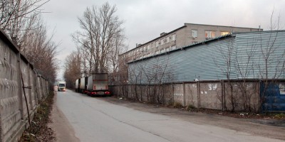 Улица Зубарева