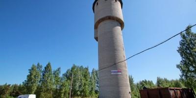 1-я Конная Лахта, 1, корпус 3, водонапорная башня, Ольгино
