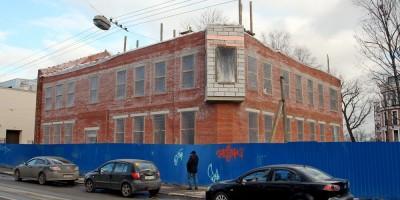 Дом Петровских, воссоздание