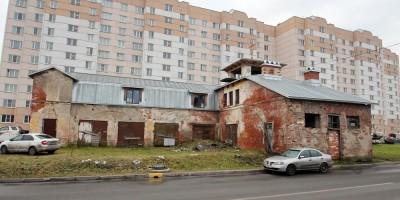 Петергоф, переулок Ломоносова, 8, дача Калмыкова
