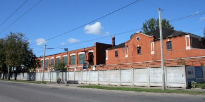 Петровский проспект, 9, завод Бавария