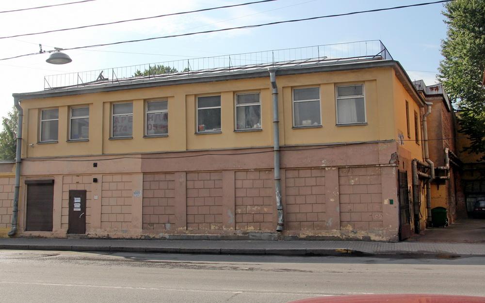 Проспект Бакунина, 33, Ремонтно-механический завод