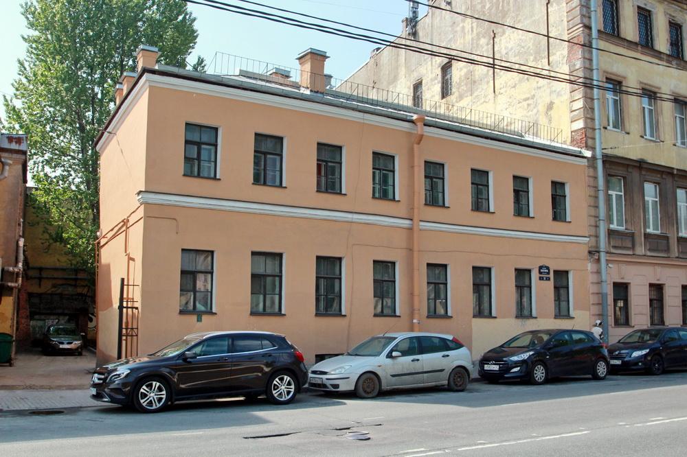 Проспект Бакунина, дом 31