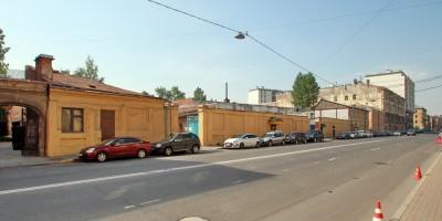 Проспект Бакунина, дом 33