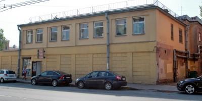 Проспект Бакунина, дом 33, здание