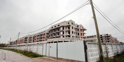Пулковское шоссе, жилые дома от Setl Group