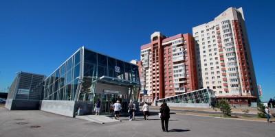 Станция Беговая