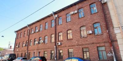 Днепропетровская улица, дом 2, литера Б