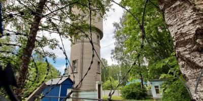 Левашово, проспект Карла Маркса, 15, водонапорная башня