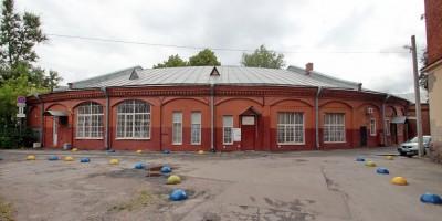 Паровозное депо Финляндского вокзала