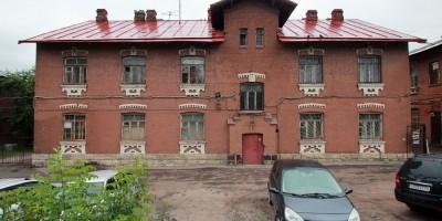 Политехническая улица, дом 1, литера В