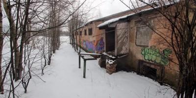 Проспект Динамо, 2а, вид сбоку