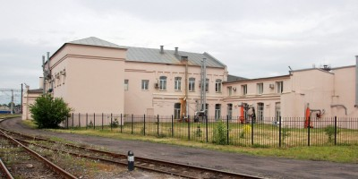 Рыбинская улица, мастерские