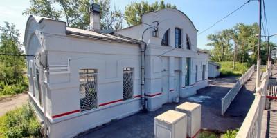 Станция Горелово