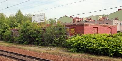 Вокзал станции Озерки