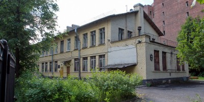 Большая Пушкарская улица, 9, детский сад