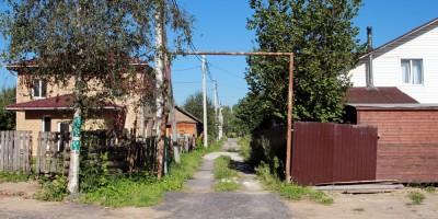 Горелово, Калиновая улица