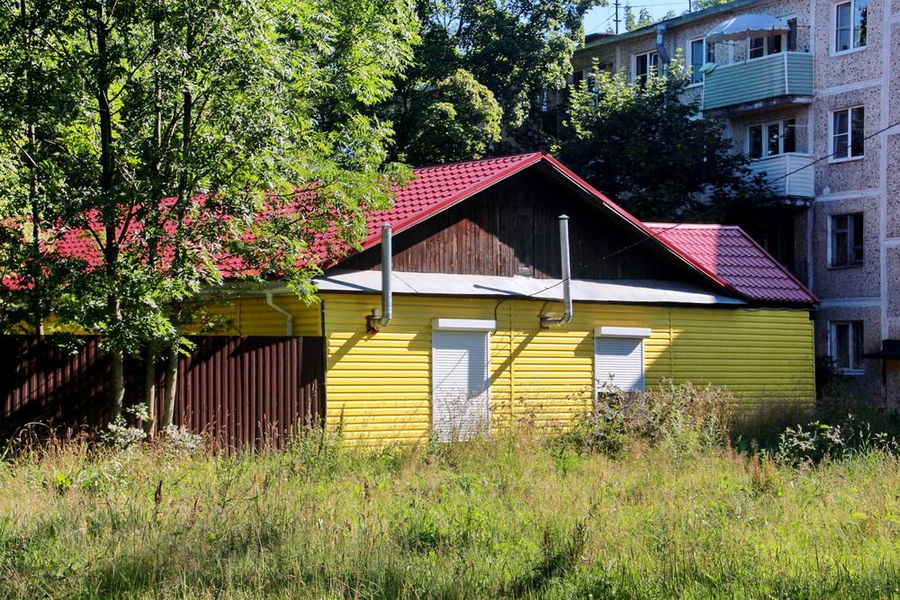 Красное Село, улица Лермонтова, 22, корпус 1