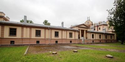 Крестовский проспект, 4, вид со стороны проспекта Динамо