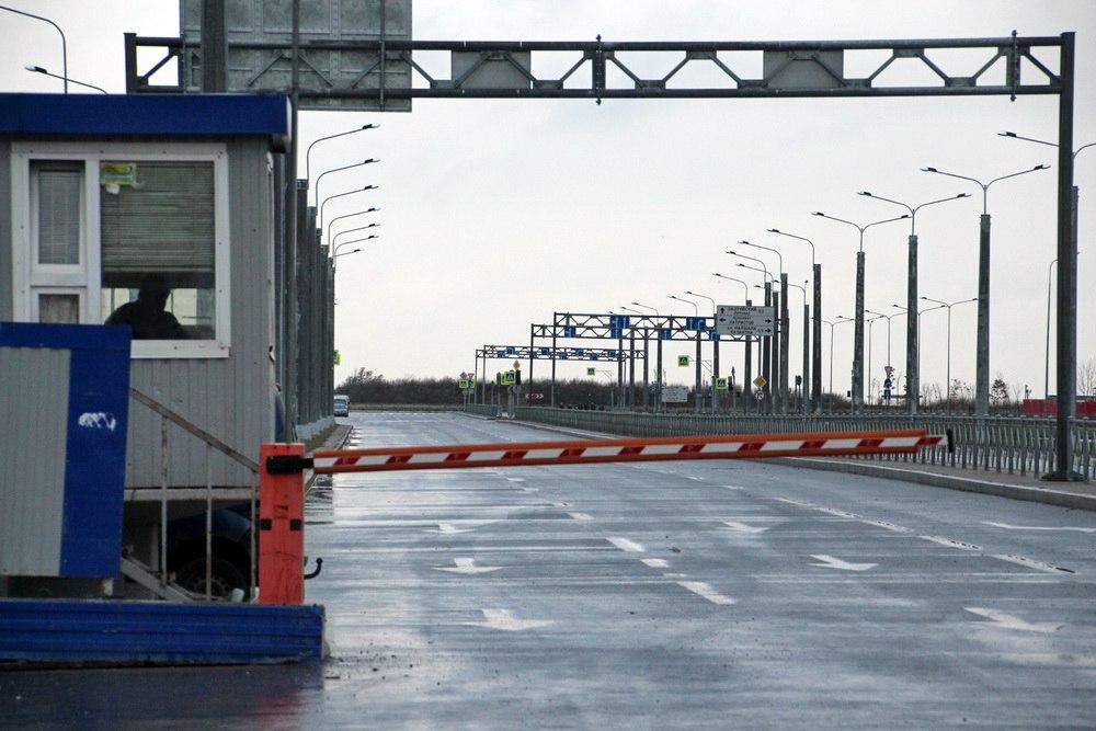 Ленинский проспект, закрытый участок