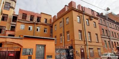 Люблинский переулок, надстройка