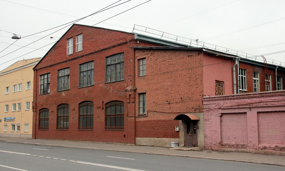 Малый проспект Васильевского острова, 57, корпус 1