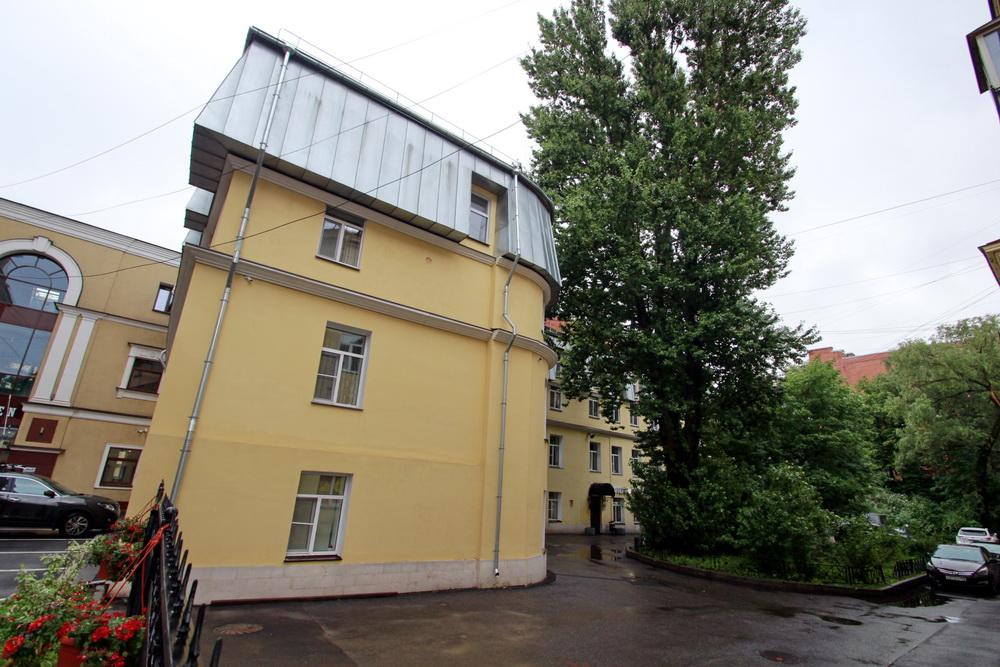 Переулок Гривцова, 6, корпус 2