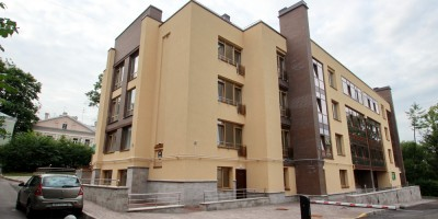 Пушкин, Софийский бульвар, дом 32а