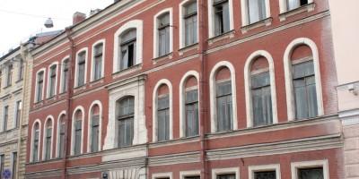 Шпалерная улица, 16, особняк Соколова