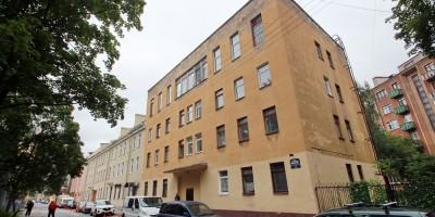 Улица Всеволода Вишневского, дом 1а