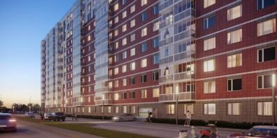 2-й Предпортовый проезд, проект жилого дома
