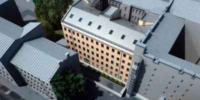Большая Пушкарская улица, 6, литера В, проект