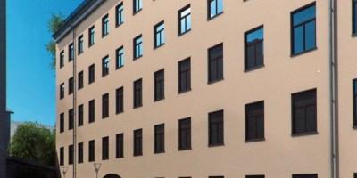 Большая Пушкарская улица, 6, литера В, проект жилого дома