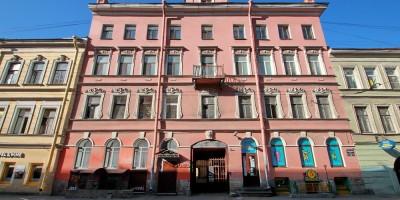 Дом Шлегель на Гороховой улице, 39