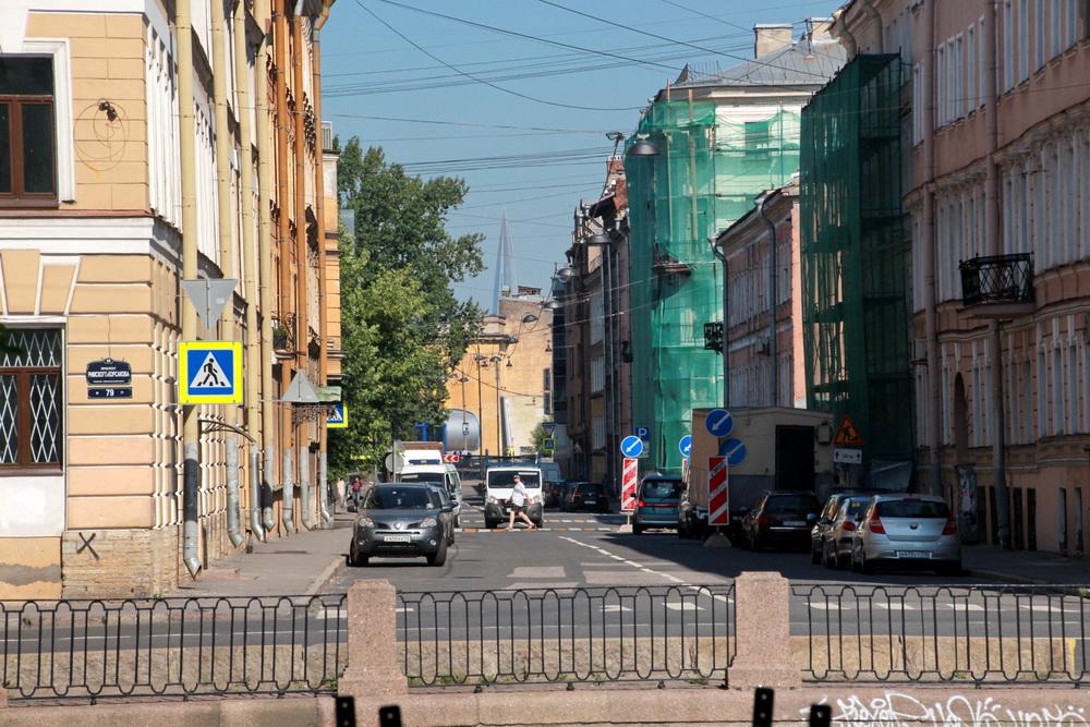 Дровяной переулок
