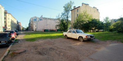 Курская улица, 12, участок