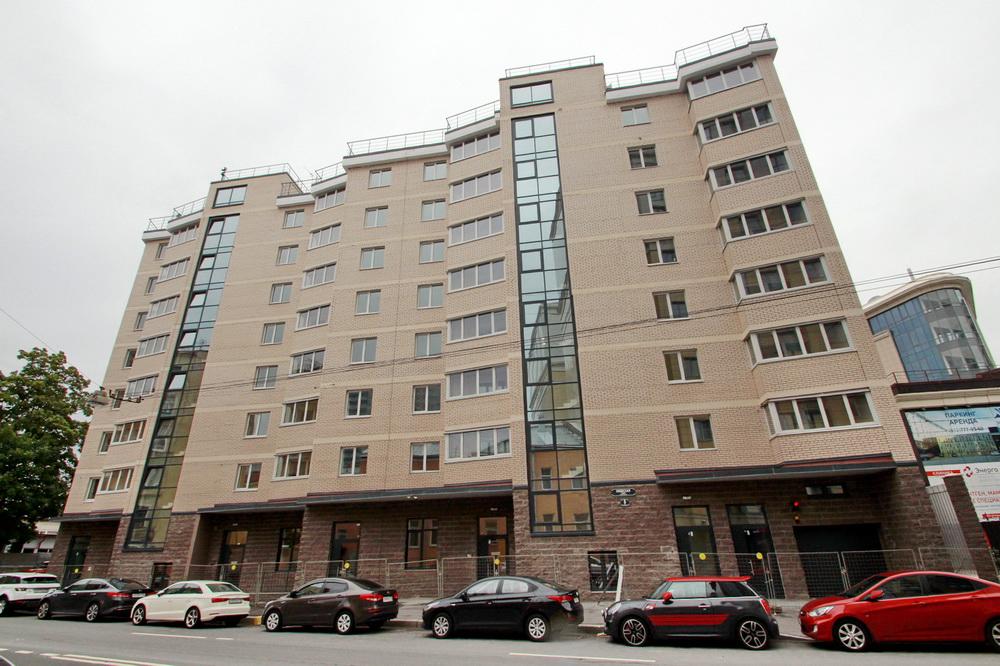 Киевская улица, дом 5, корпус 7