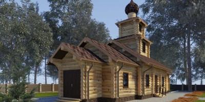 Петро-Славянка, проект церкви Новомучеников