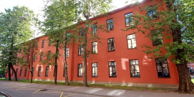 Петровский переулок, 4