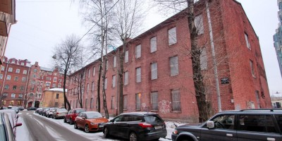 Петровский переулок, 4, ремонт