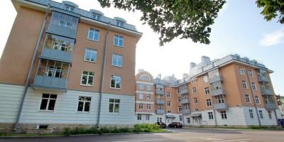 Пушкин, Оранжерейная улица, 51а