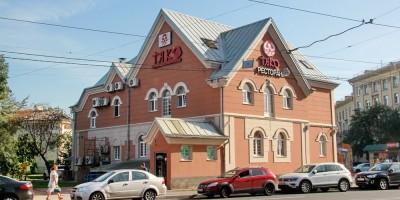 Ресторан Тако на улице Савушкина, 10, корпус 2