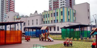 Усть-Славянка, Советский проспект, 36, корпус 3, детский сад
