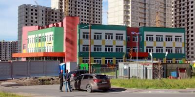 Дальневосточный проспект, дом 25, корпус 2, детский сад