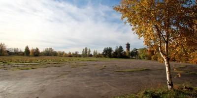 Металлострой, стадион на улице Максима Горького