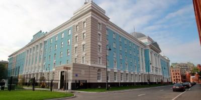 Пеньковая улица, 1, новый корпус Нахимовского училища