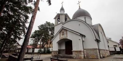 Сестрорецк, церковь Рождества Богородицы на проспекте Красных Командиров