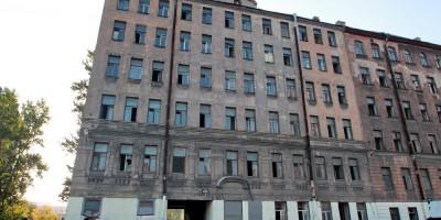 Улица Шкапина, дом 22