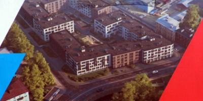 Волковский проспект, 6, проект жилого комплекса