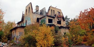 Загородный дом Олофа на Сосновой улице, 18, в Сестрорецке